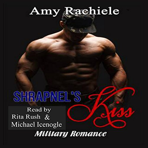 Shrapnel's Kiss audiobook cover art