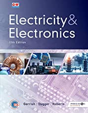 Image of Electricity & Electronics. Brand catalog list of Goodheart Willcox.