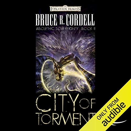 City of Torment audiobook cover art