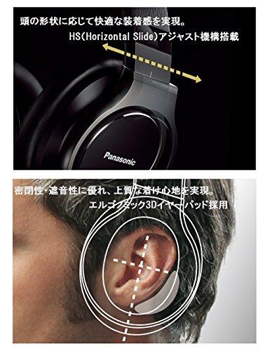 Panasonic(パナソニック)『ステレオヘッドホン(RP-HD10)』