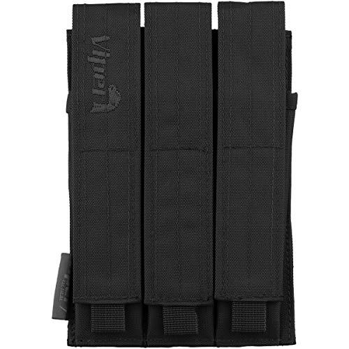 VIPER MP5 MAG Pouch Triple MAG Pouch Black