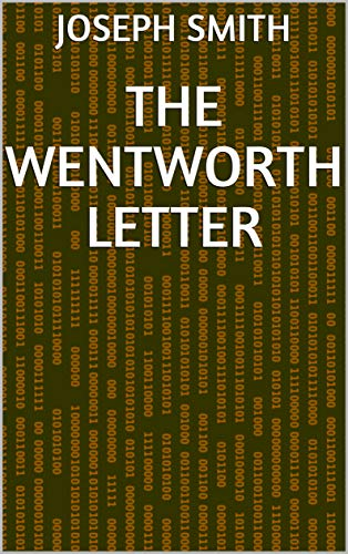 The Wentworth Letter (English Edition)