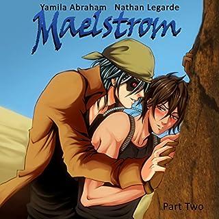 Maelstrom 2 audiobook cover art