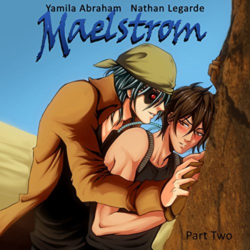 Maelstrom 2 audiobook cover art