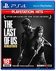 Sony The Last of Us Remastered PlayStation Hits, PS4