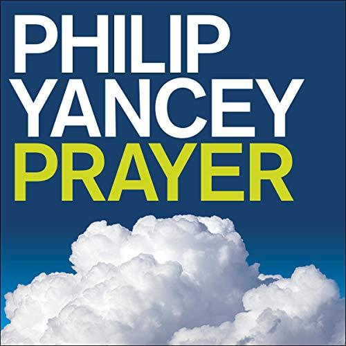 Prayer audiobook cover art