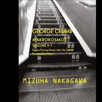 GEORGE CRUMB Makrokosmos,Vol 2 +