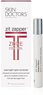 Skin Doctors Zit Zapper | met glycolzuur | salicylzuur | helpt bij het reinigen van geïnfecteerde poriën | 10 ml