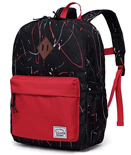Schulranzen Jungen Rucksack Kinderrucksack Kinder Schule Buch Tasche Kinder Rucksack mit Schnalle