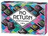 No Return – Es gibt kein Zurück! | Lege- und Sammelspiel für die ganze Familie | Mit 132 hochwertigen Spielsteinen