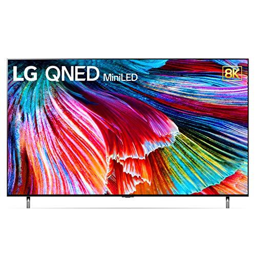 "LG 86QNED99UPA Alexa Built-in QNED MiniLED 99 Series 86"" 8K Smart UHD NanoCell TV (2021)"