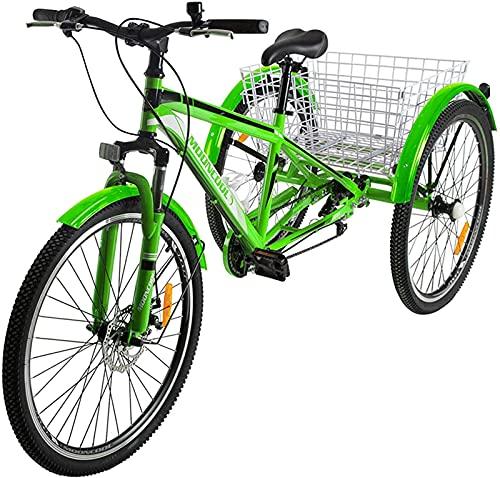 Barbella Mountain Tricycle Cruiser Trike