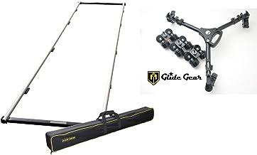 TRK PKG# Glide Gear SYL 960 Dolly & SYL 101 Aluminum Track Combo
