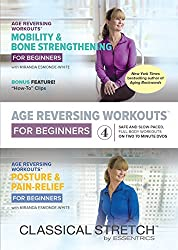 Gentle pain relief workouts DVD Miranda Esmonde-White