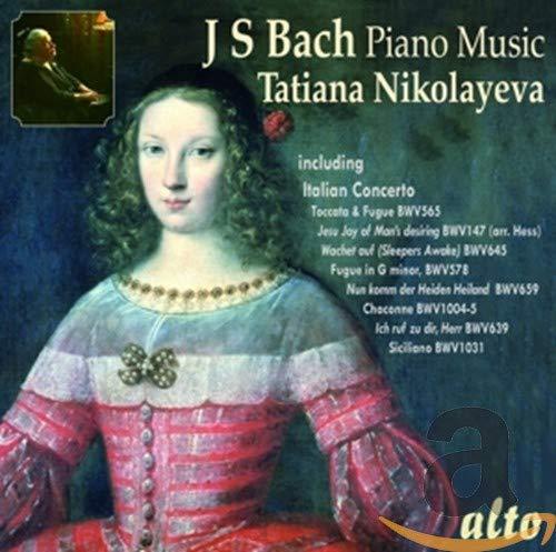 Bach Piano Muisc