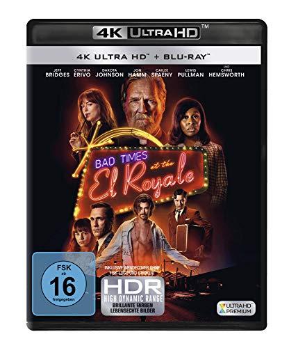 Bad Times at the El Royale (4K Ultra HD) (+ Blu-ray 2D)