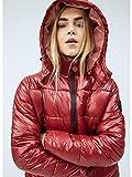 Pepe Jeans Clara Camisa Casual, Rojo (295), X-Small para Mujer