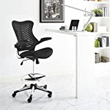 Modway Charge Drafting Chair in...