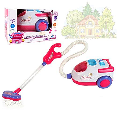 FairOnly kinderen creatieve elektrische stofzuiger puzzel douchen Play Home Appliance speelgoed