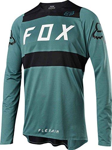 Fox Flexair Jersey, Grün/Schwarz, Größe L