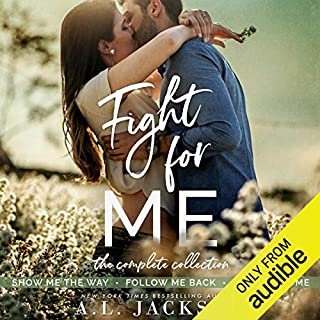 Fight for Me: The Complete Collection Titelbild