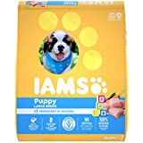 IAMS ProActive Health Smart Puppy Dog Food for Large Dogs – Chicken, 30.6 Pound Bag