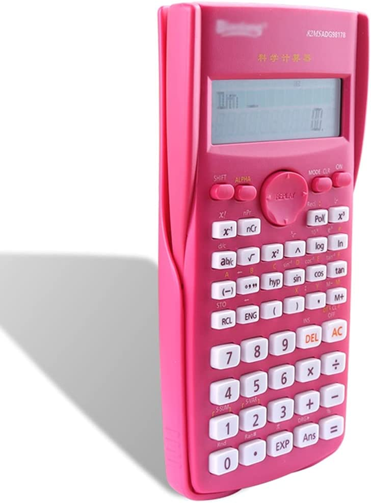 Outlet Sale Special Price sale feature ZANZAN Calculator Scientific 2-Line 240 Display Funct