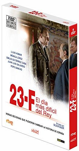 23-F: el día mas dificil del Rey (DVD)