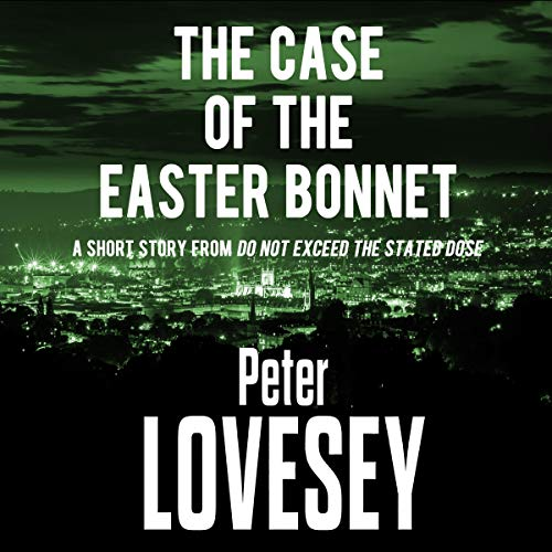 The Case of the Easter Bonnet cover art