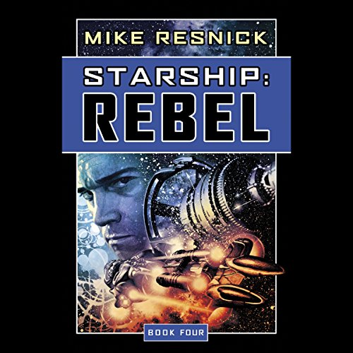 Starship: Rebel cover art