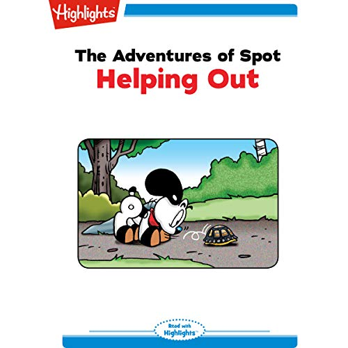 The Adventures of Spot: Helping Out copertina