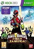 Power Rangers Super Samurai (jeu Kinect) [Importación francesa]