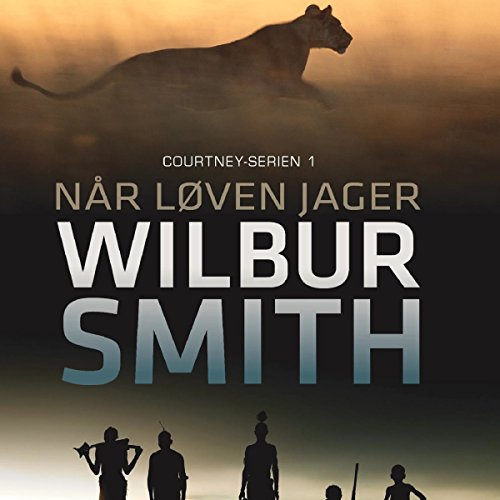 Når løven jager audiobook cover art