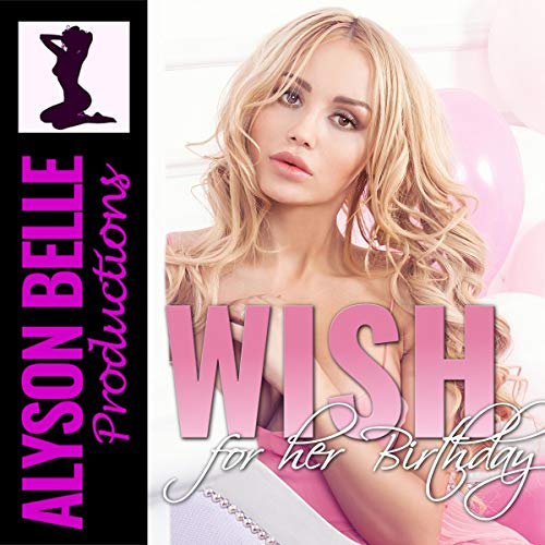Wish for Her Birthday audiobook cover art