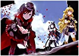 Koshizu Anime Wall Calendar 2020 (12 Pages 8'x11') RWBY Anime Manga PXLV7116