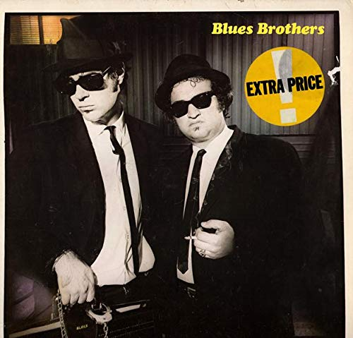 Blues Brothers, The - The Blues Brothers (Original Soundtrack Recording) - Atlantic - ATL 50 715