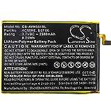 CS-AVH551SL Batterie 2500mAh Compatible avec [ARCHOS] 55 Helium Ultra, A55 Helium remplace AC55HE, BSF06