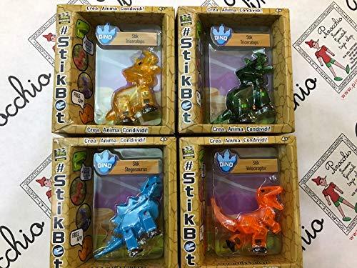 Zing S1261 Mega Dino Carnotaurus couleur peut varier