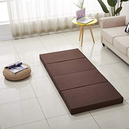 Colchón de Invitados Ropa de cama plegable portátil de visitantes Silla Z...