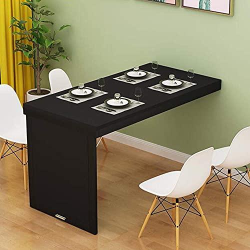 ZCYY Mesa de Pared, Mesa de Comedor Extensible para Cocina, Comedor, Mesa...