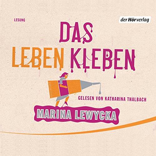 『Das Leben kleben』のカバーアート
