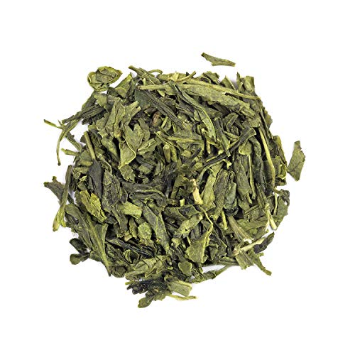 Sencha Green Tea - 100% Natural - 1 lb (16oz) - EarthWise Aromatics