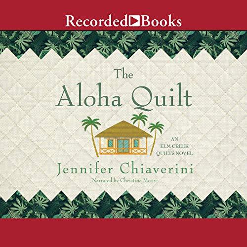 Aloha Quilt audiobook cover art