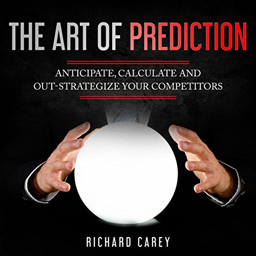The Art of Prediction audiobook cover art