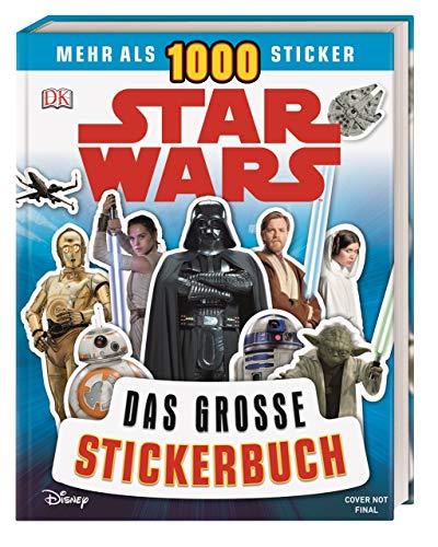 Star Wars™ Das große Stickerbuch: Mehr als 1000 Sticker