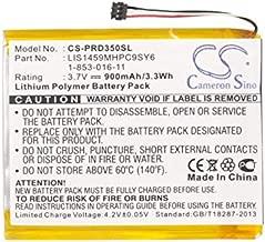 KML Battery for Sony PRS-350 PRS-350SC PRS-650BC PRS-650RC PRS-650 1-853-016-11 LIS1459MHPC9SY6