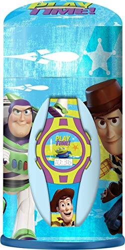 Toy Story Reloj Caja Metal Hucha 4 WD20339