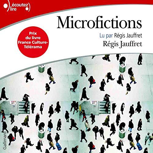 Microfictions audiobook cover art