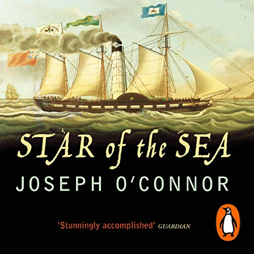 Page de couverture de Star of the Sea