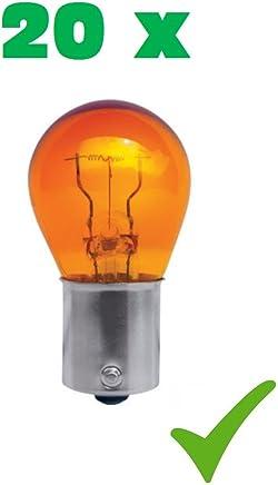 Grundpreis: 2,35EUR//STK 10 x H4 12V 60//55W P43t Gl/ühlampe Gl/ühbirne Scheinwerfer-Lampe Halogen-Lampe Auto-Lampe PRAKTISCHES 10er Set!